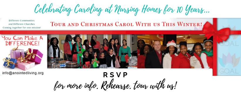 Christmas Caroling Tour 2019