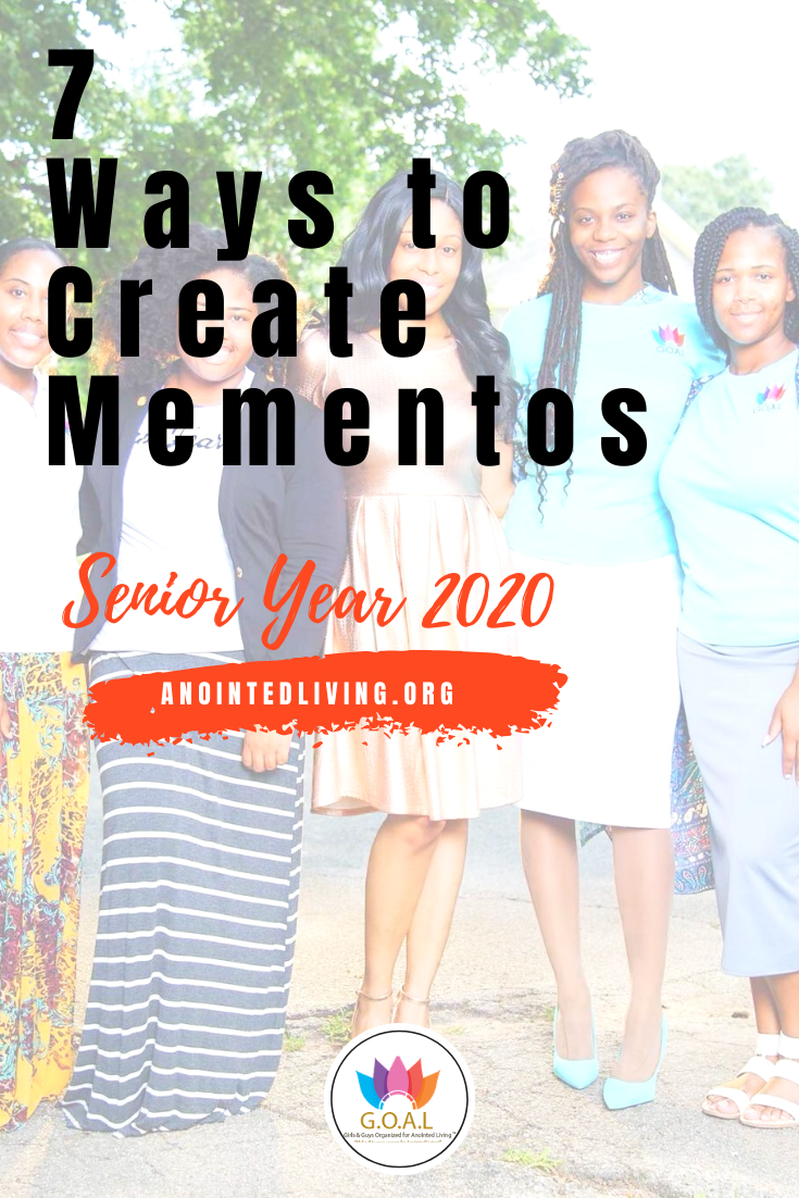 With graduation around the corner, so many of you are concerned about everything being cancelled due to the current Pandemic. Here are 7 different ways to create memories that will last a lifetime for our Seniors.